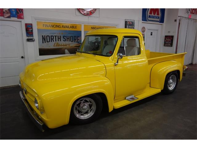 1953 Ford Pickup (CC-1320366) for sale in Mundelein, Illinois