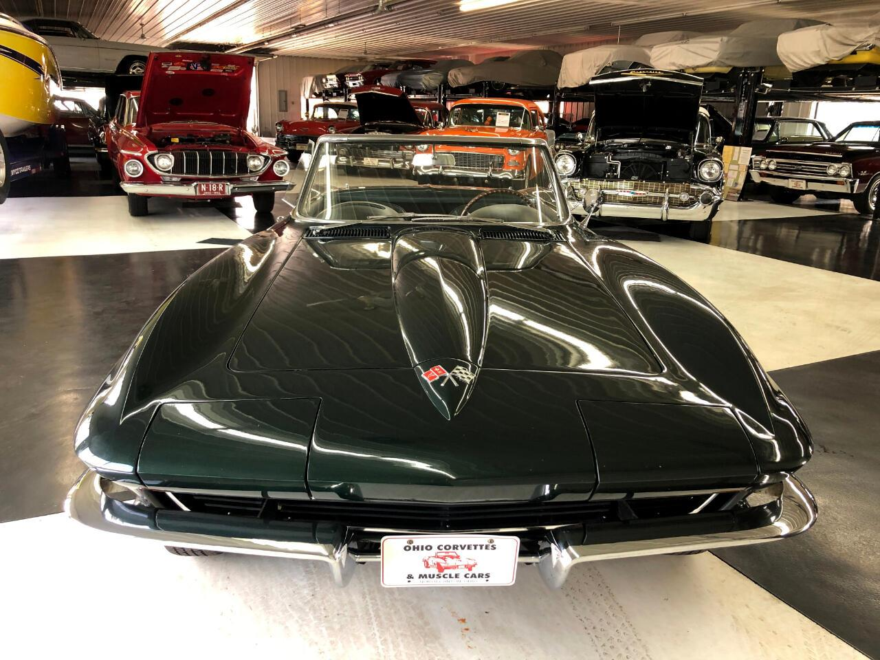 1965 Chevrolet Corvette Stingray (CC-1320378) for sale in North Canton, Ohio