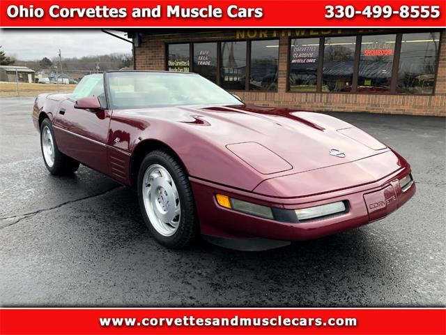 1993 Chevrolet Corvette (CC-1320379) for sale in North Canton, Ohio