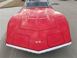 1968 Chevrolet Corvette (CC-1320383) for sale in Stanley, Wisconsin
