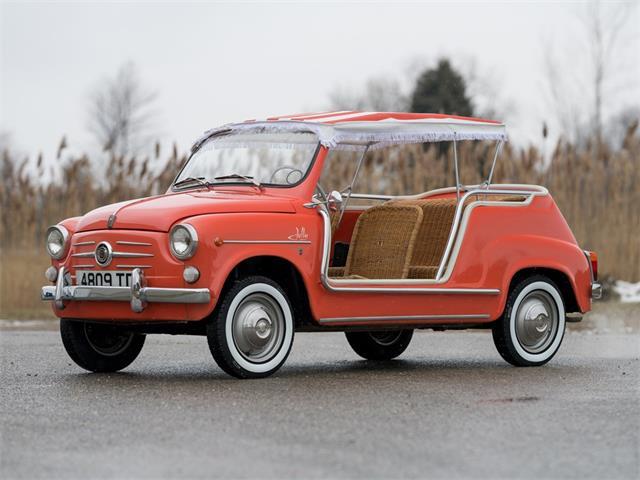 1962 Fiat 600 (CC-1320385) for sale in Amelia Island, Florida