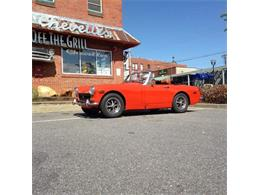 1973 MG Midget (CC-1320392) for sale in Cadillac, Michigan