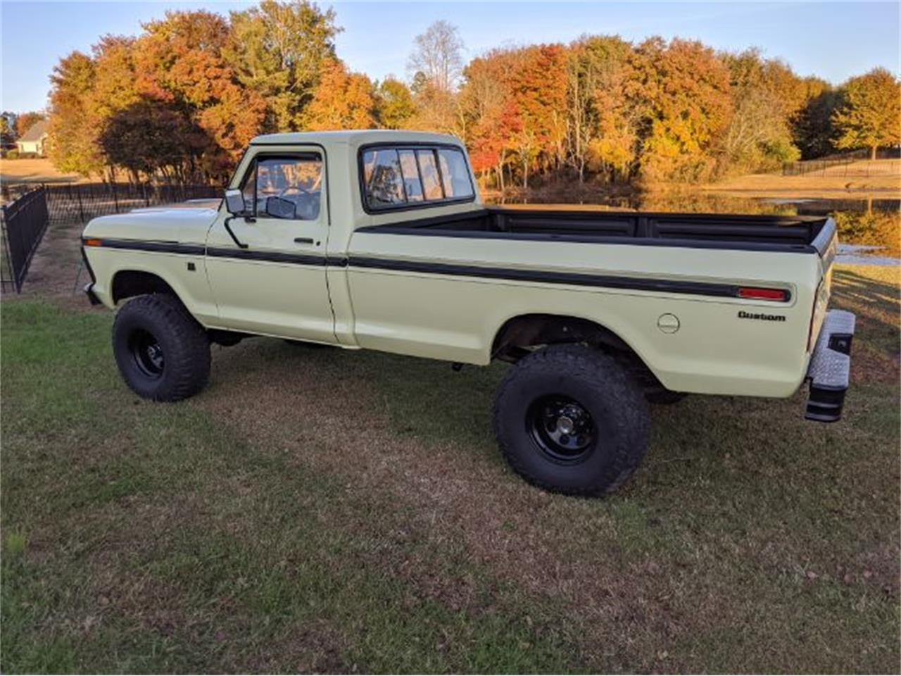 1976 Ford F150 (CC-1320393) for sale in Cadillac, Michigan