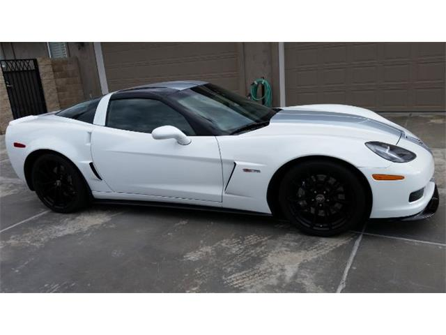 2013 Chevrolet Corvette (CC-1320396) for sale in Cadillac, Michigan