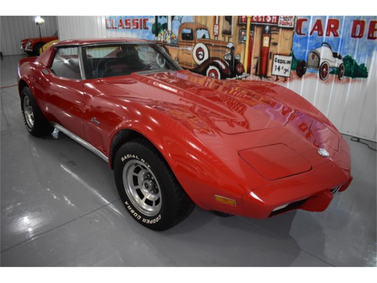 1976 Chevrolet Corvette (CC-1320397) for sale in Cadillac, Michigan