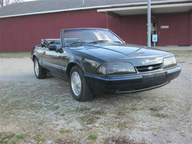 1988 Ford Mustang (CC-1320398) for sale in Cadillac, Michigan