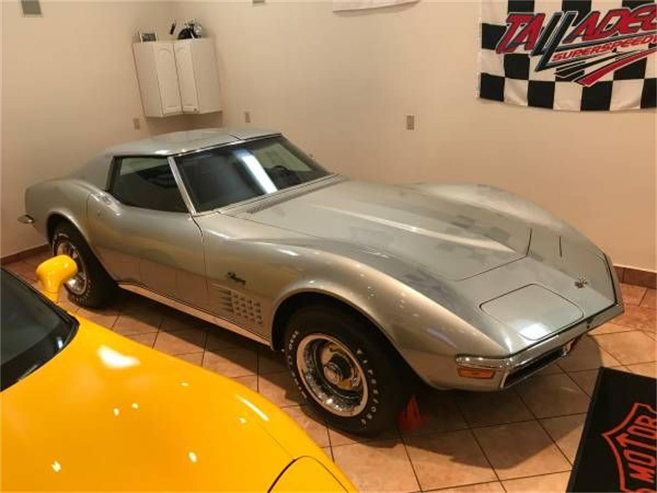 1970 Chevrolet Corvette (CC-1320404) for sale in Cadillac, Michigan