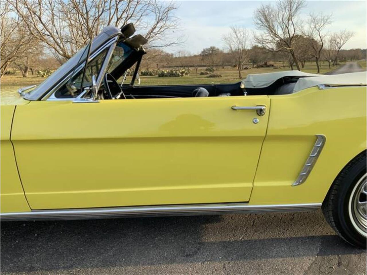 1965 Ford Mustang (CC-1320406) for sale in Fredericksburg, Texas