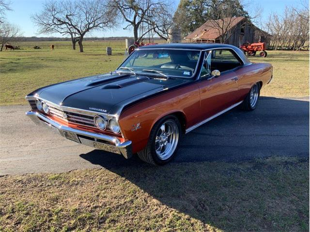 1967 Chevrolet Chevelle (CC-1320407) for sale in Fredericksburg, Texas