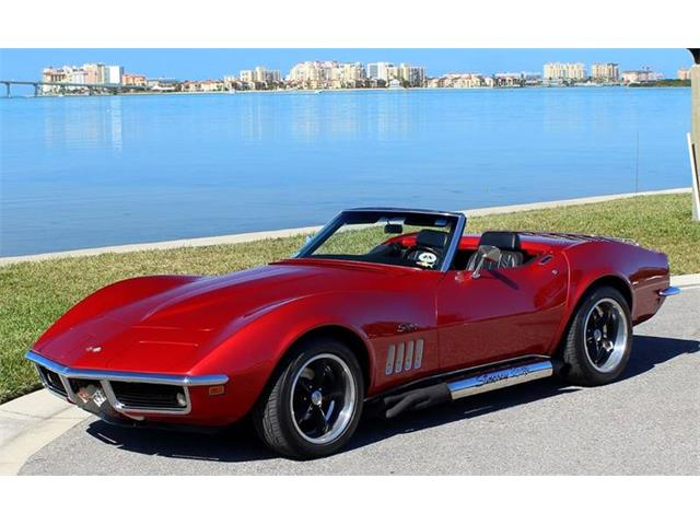 1969 Chevrolet Corvette (CC-1320410) for sale in Clearwater, Florida
