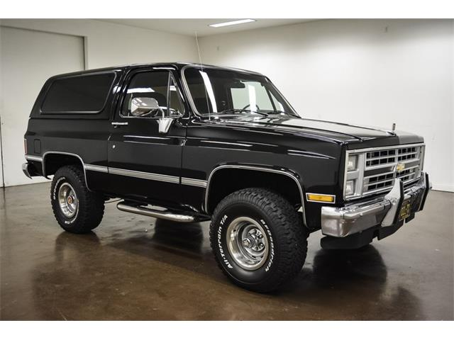1985 Chevrolet Blazer (CC-1320425) for sale in Sherman, Texas