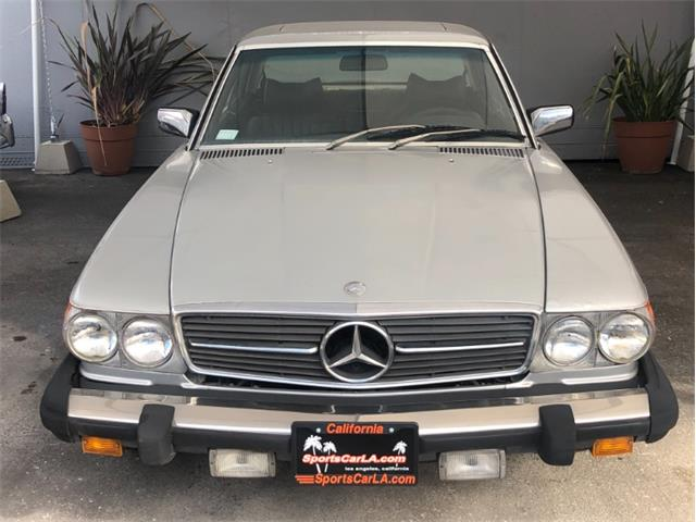 1978 Mercedes-Benz 450 (CC-1320427) for sale in Los Angeles, California