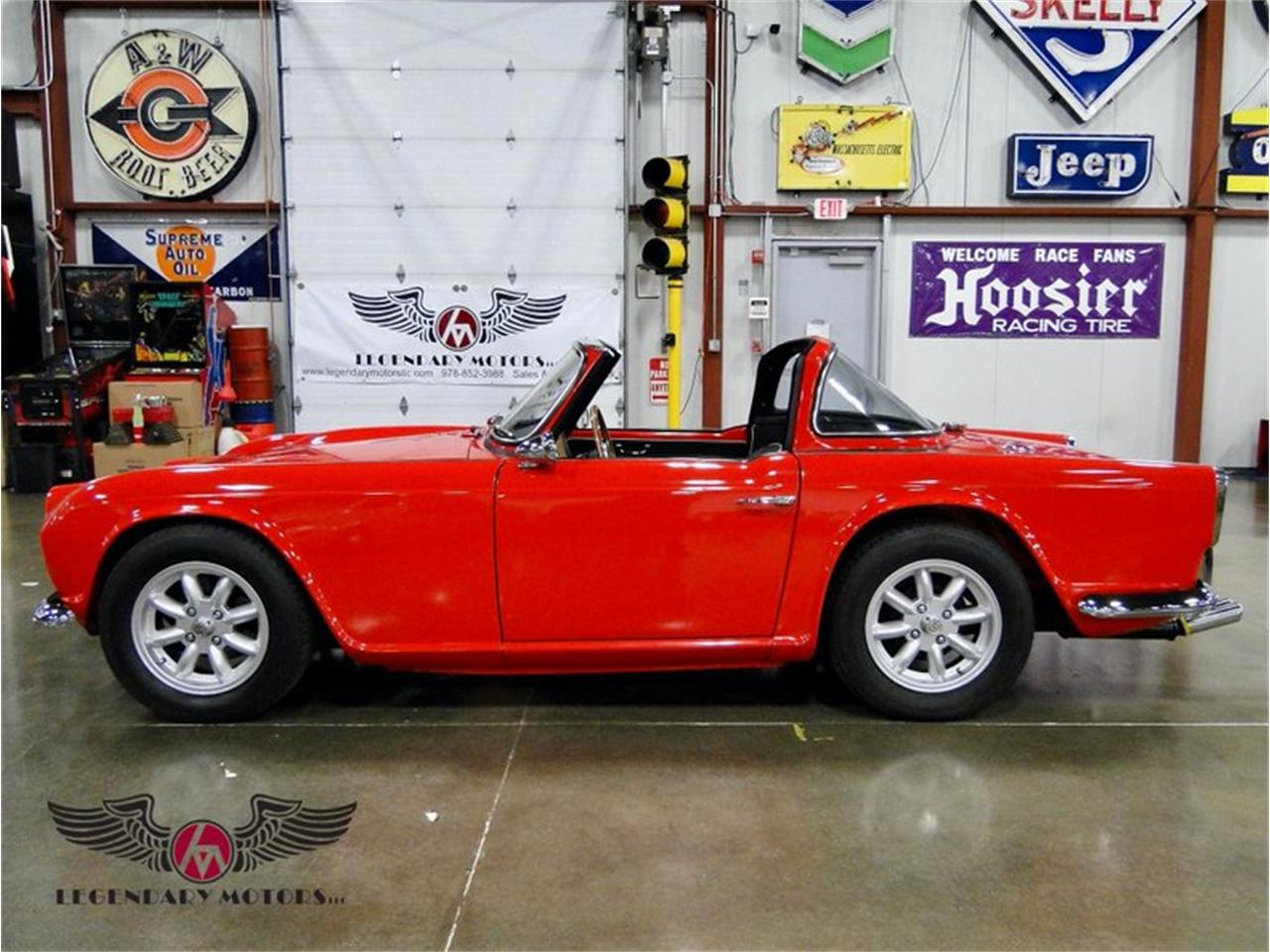 1963 Triumph TR4 (CC-1320434) for sale in Beverly, Massachusetts