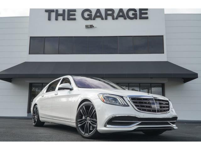 2018 Mercedes-Benz S-Class (CC-1320449) for sale in Miami, Florida