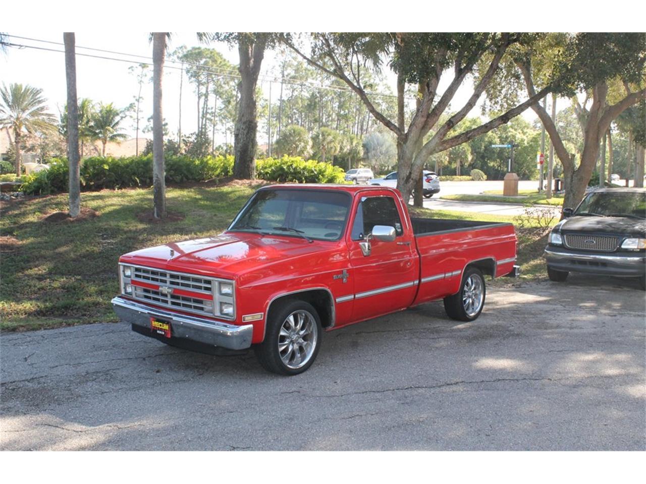1987 Chevrolet C10 (CC-1320456) for sale in Lakeland, Florida