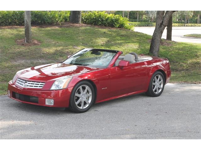2004 Cadillac XLR (CC-1320463) for sale in Lakeland, Florida