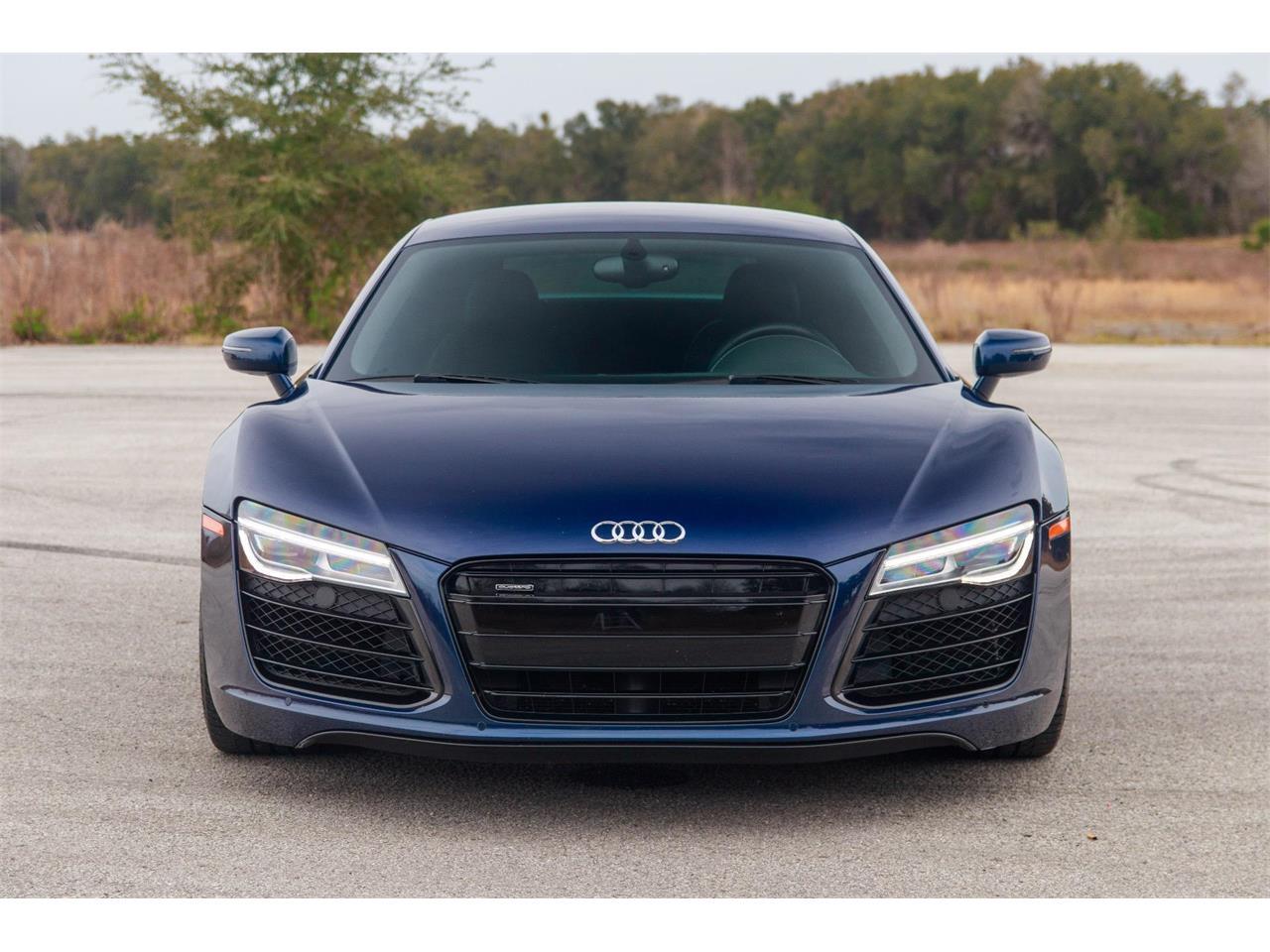 2014 Audi R8 (CC-1320472) for sale in Ocala, Florida