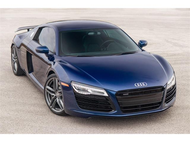 2014 Audi R8 (CC-1320472) for sale in Ocala, Florida
