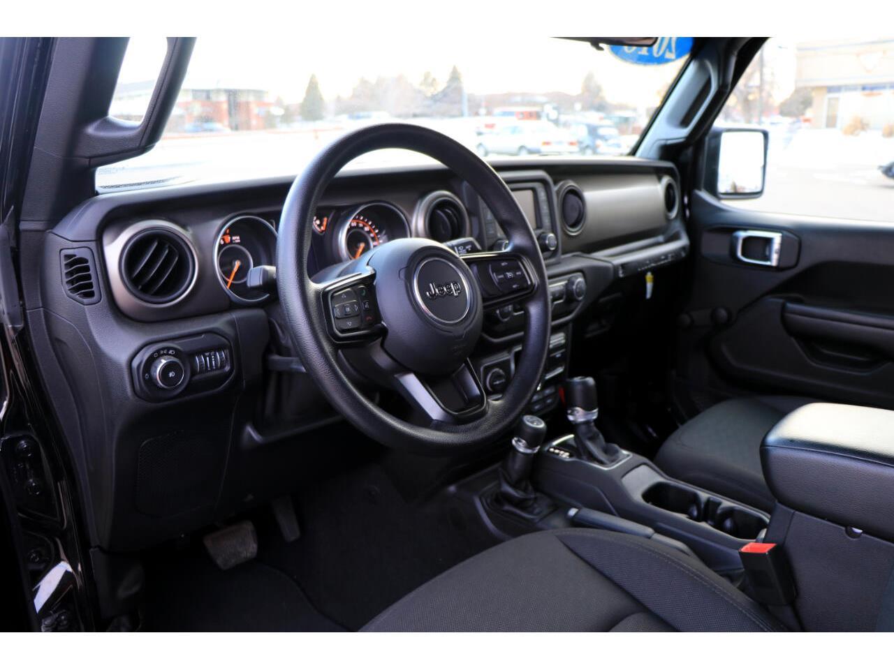 2018 Jeep Wrangler (CC-1320475) for sale in Greeley, Colorado