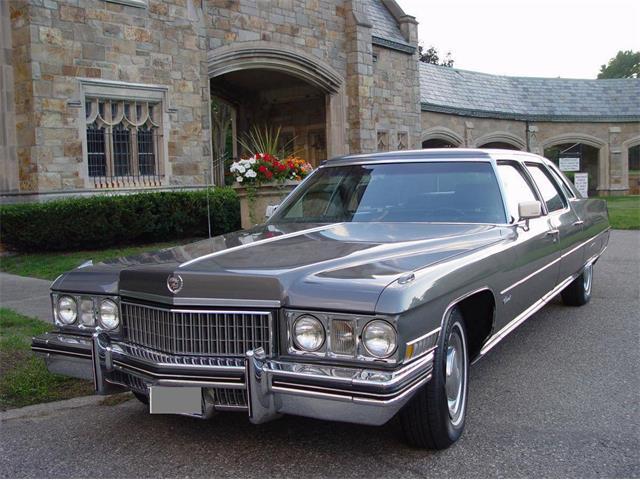 1973 Cadillac Fleetwood Limousine (CC-1320479) for sale in Sacramento, California