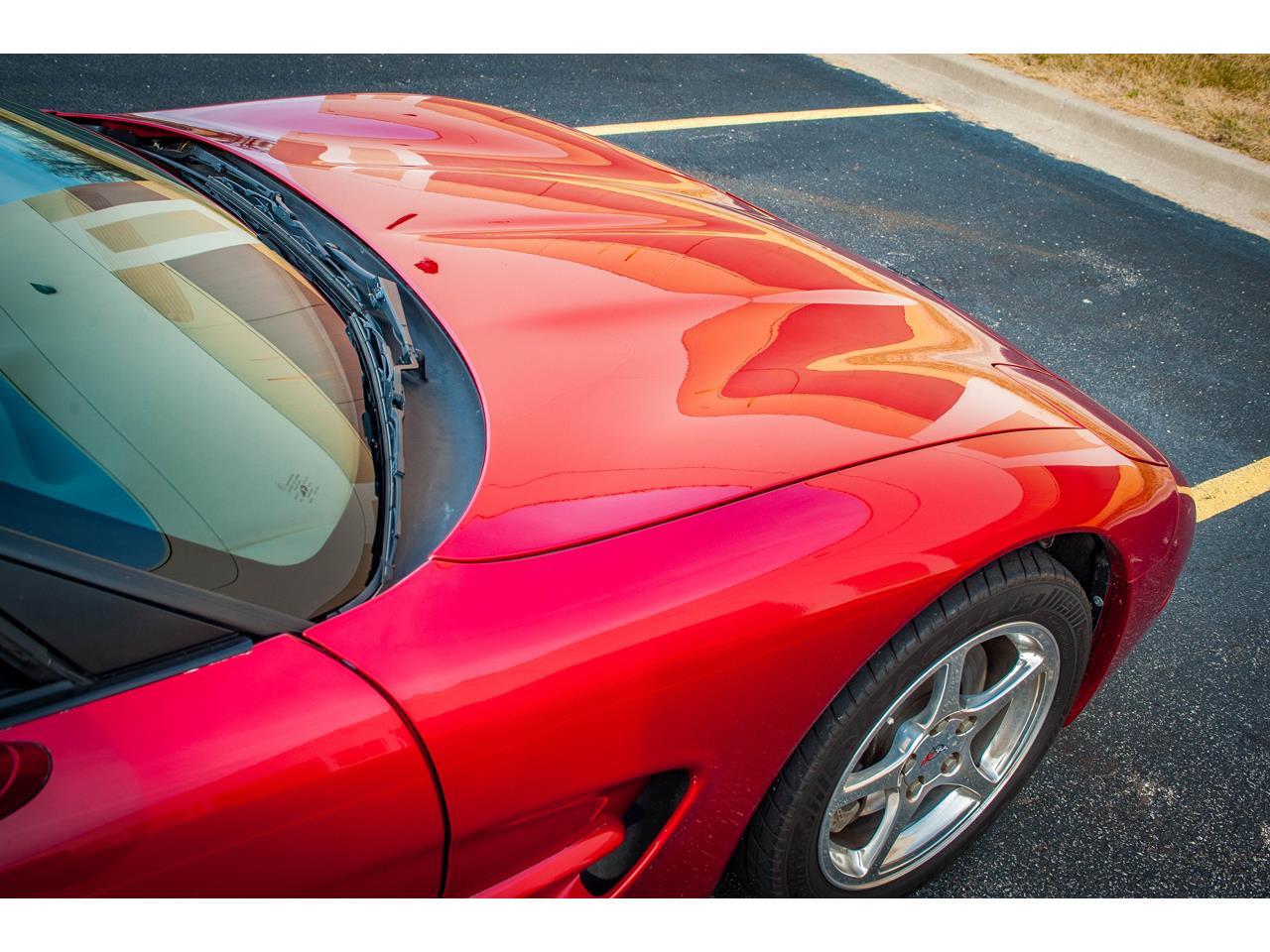 2002 Chevrolet Corvette (CC-1320048) for sale in O'Fallon, Illinois