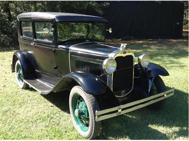 1930 Ford 2-Dr Sedan (CC-1320487) for sale in Awendaw, South Carolina