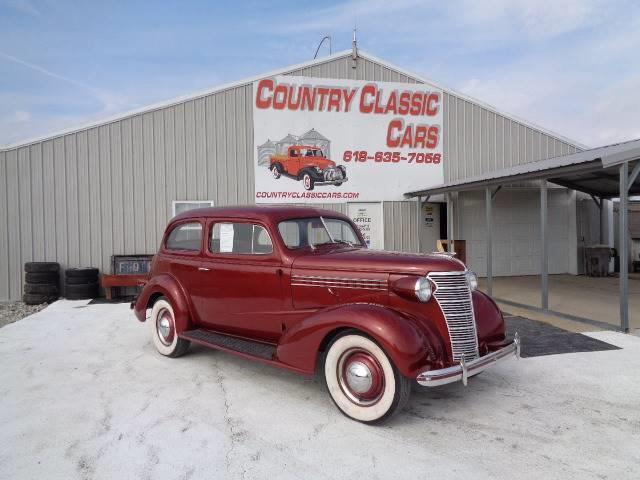 1938 Chevrolet Deluxe (CC-1320049) for sale in Staunton, Illinois