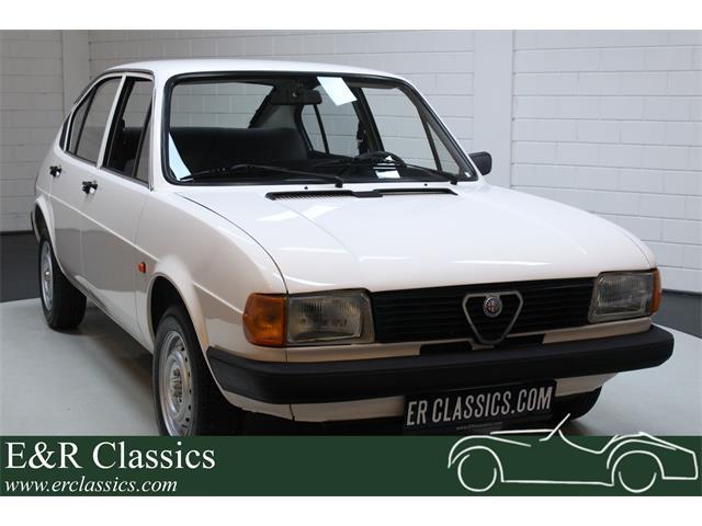 1980 Alfa Romeo Alfasud (CC-1320494) for sale in Waalwijk, Noord-Brabant