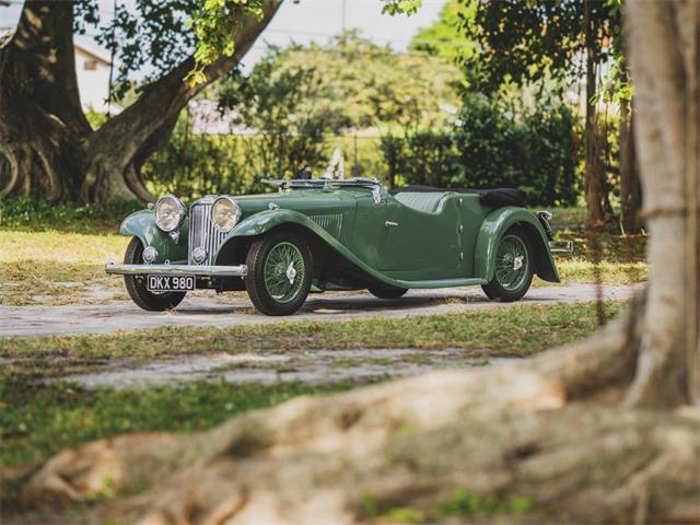 1937 Jaguar SS (CC-1320508) for sale in Amelia Island, Florida
