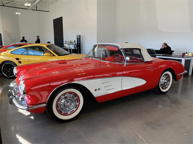 1959 Chevrolet Corvette (CC-1325167) for sale in SLC, Utah