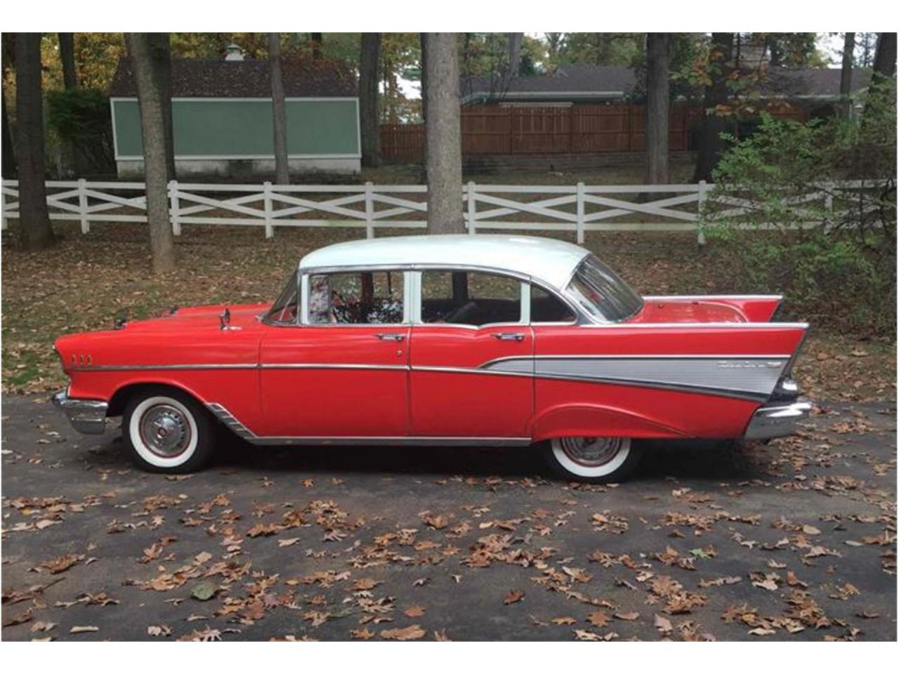 1957 Chevrolet Bel Air (CC-1320518) for sale in York, Pennsylvania