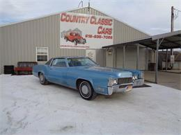 1969 Cadillac Eldorado (CC-1320052) for sale in Staunton, Illinois