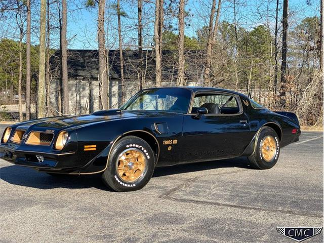 1976 Pontiac Firebird (CC-1320522) for sale in Apex, North Carolina
