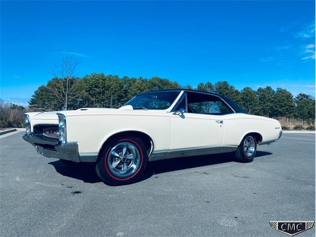 1967 Pontiac GTO (CC-1320523) for sale in Apex, North Carolina