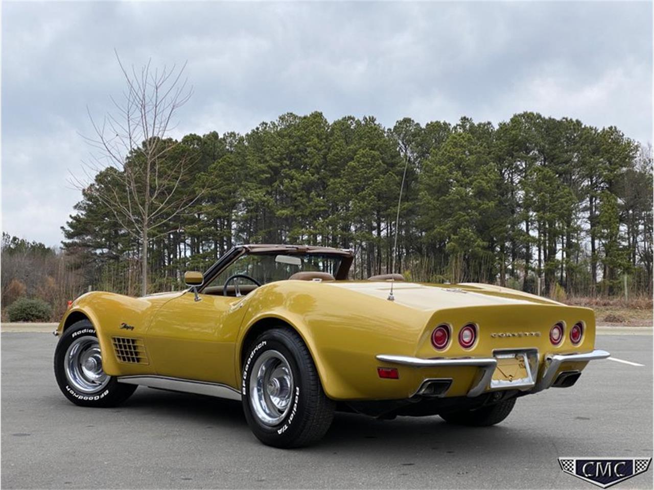 1971 Chevrolet Corvette (CC-1320529) for sale in Apex, North Carolina