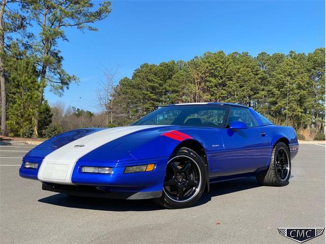 1996 Chevrolet Corvette (CC-1320531) for sale in Apex, North Carolina