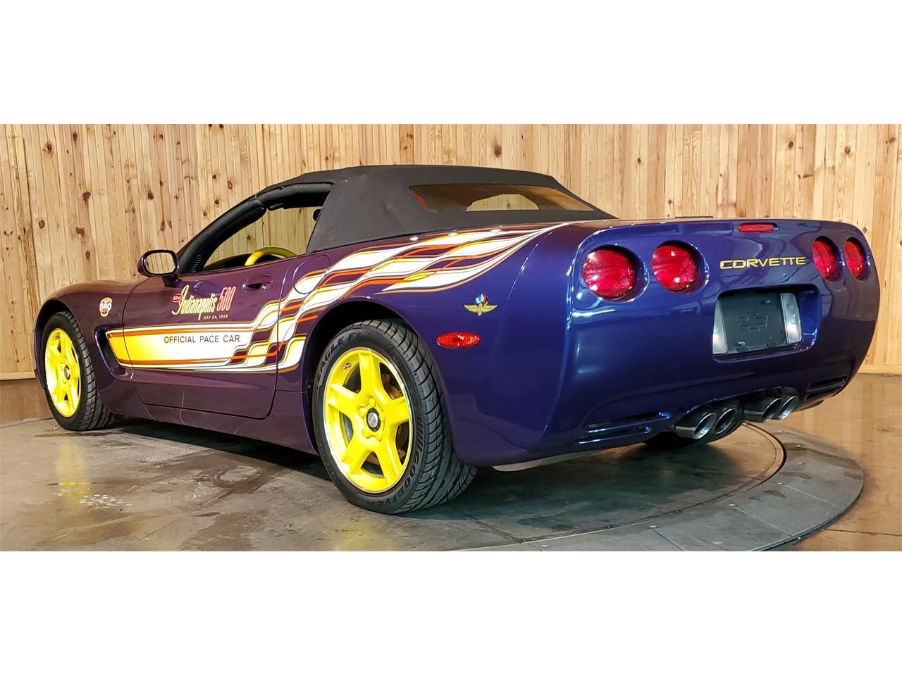 1998 Chevrolet Corvette (CC-1320537) for sale in Lebanon, Missouri