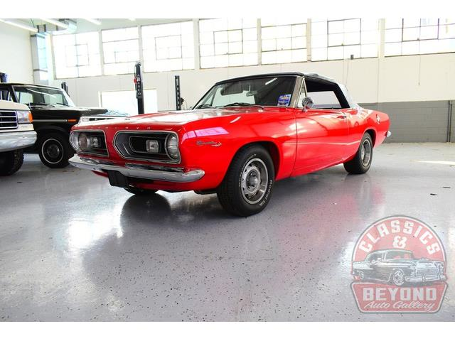 1967 Plymouth Barracuda (CC-1320538) for sale in Wayne, Michigan
