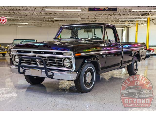 1973 Ford F100 (CC-1320544) for sale in Wayne, Michigan