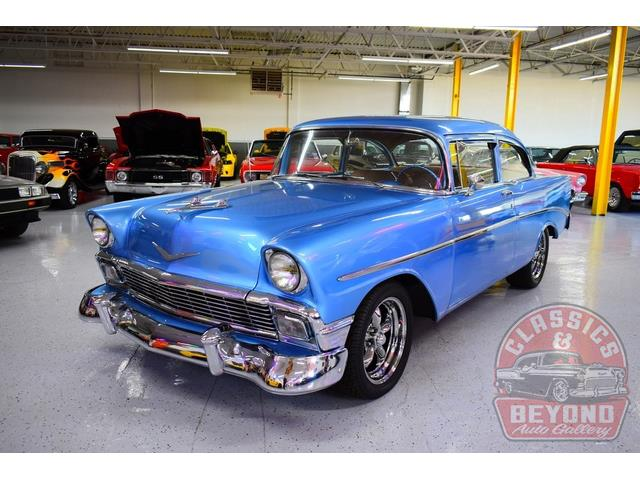 1956 Chevrolet 210 (CC-1320547) for sale in Wayne, Michigan