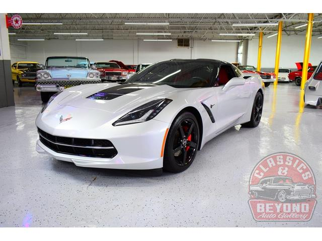 2015 Chevrolet Corvette (CC-1320549) for sale in Wayne, Michigan
