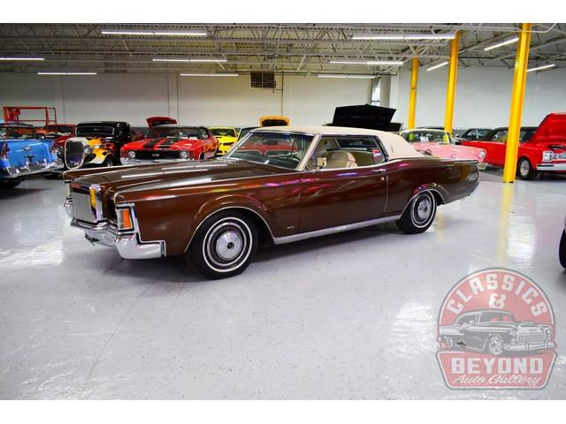 1971 Lincoln Continental Mark III (CC-1320552) for sale in Wayne, Michigan