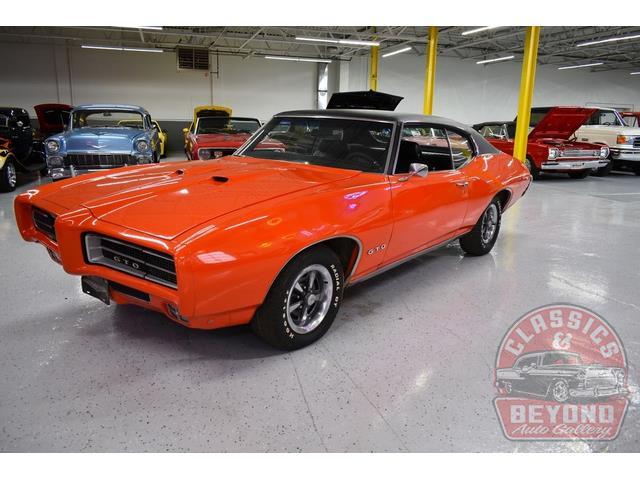 1969 Pontiac GTO (CC-1320553) for sale in Wayne, Michigan