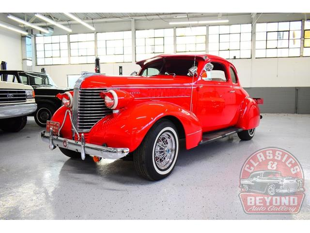 1938 Pontiac Coupe (CC-1320557) for sale in Wayne, Michigan
