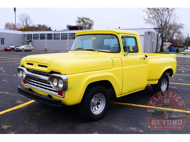 1960 Ford F100 (CC-1320563) for sale in Wayne, Michigan