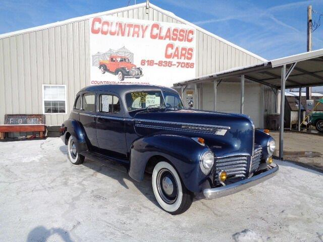 1941 Hudson Super 6 (CC-1320057) for sale in Staunton, Illinois