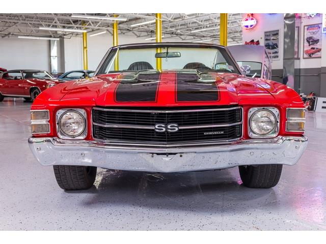 1971 Chevrolet Chevelle (CC-1320572) for sale in Wayne, Michigan