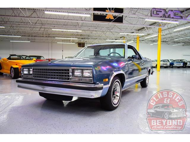 1985 Chevrolet El Camino (CC-1320578) for sale in Wayne, Michigan