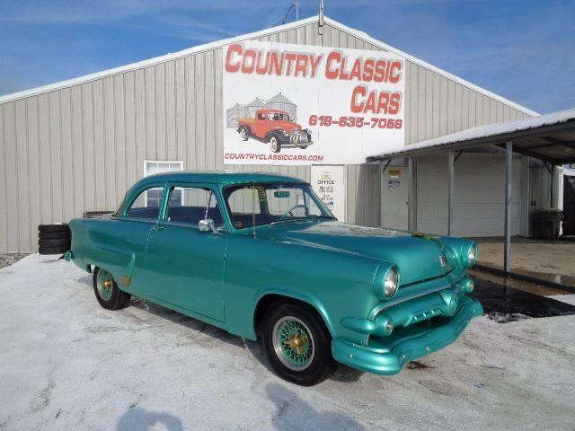 1954 Ford Mainline (CC-1320058) for sale in Staunton, Illinois