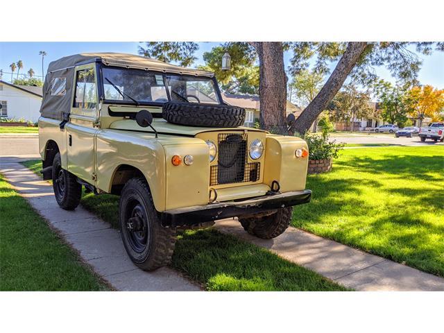 1968 Land Rover Series IIA (CC-1320584) for sale in Phoenix, Arizona